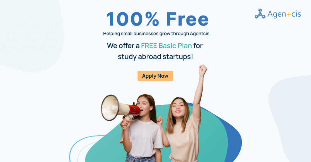 Free Plan for Study Abroad Consultancies
